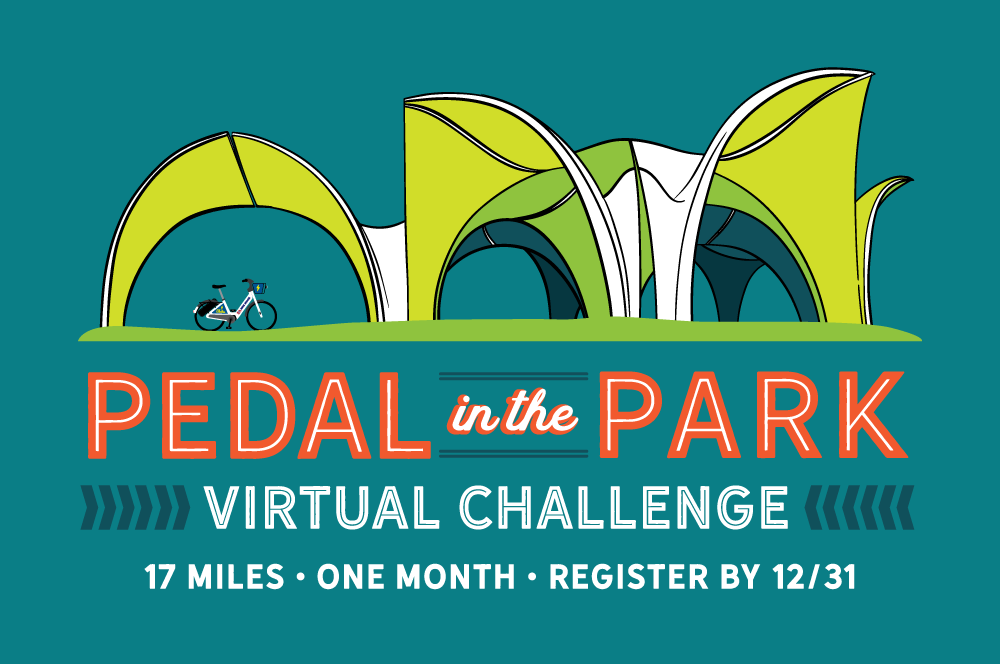 Pedal in the Park Virtual Challenge
