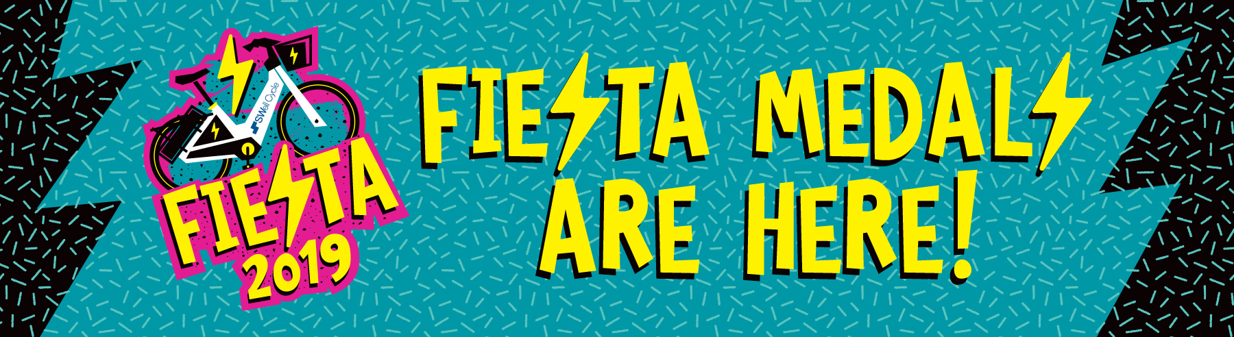 SWell Fiesta Medals are here!
